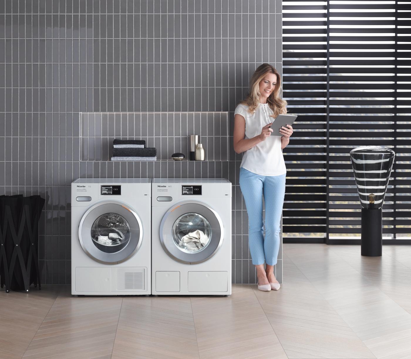 Miele Waschmaschinen und Trockner gibt es bei Hausgeräte Wollersheim in Kaiserslautern!
